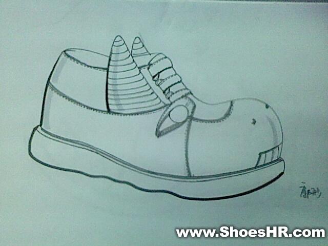 仿生童鞋设计