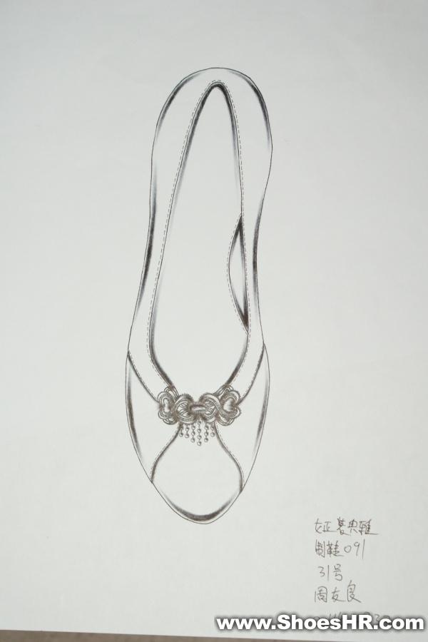 手稿,溺爱shoes--鞋业设计师网