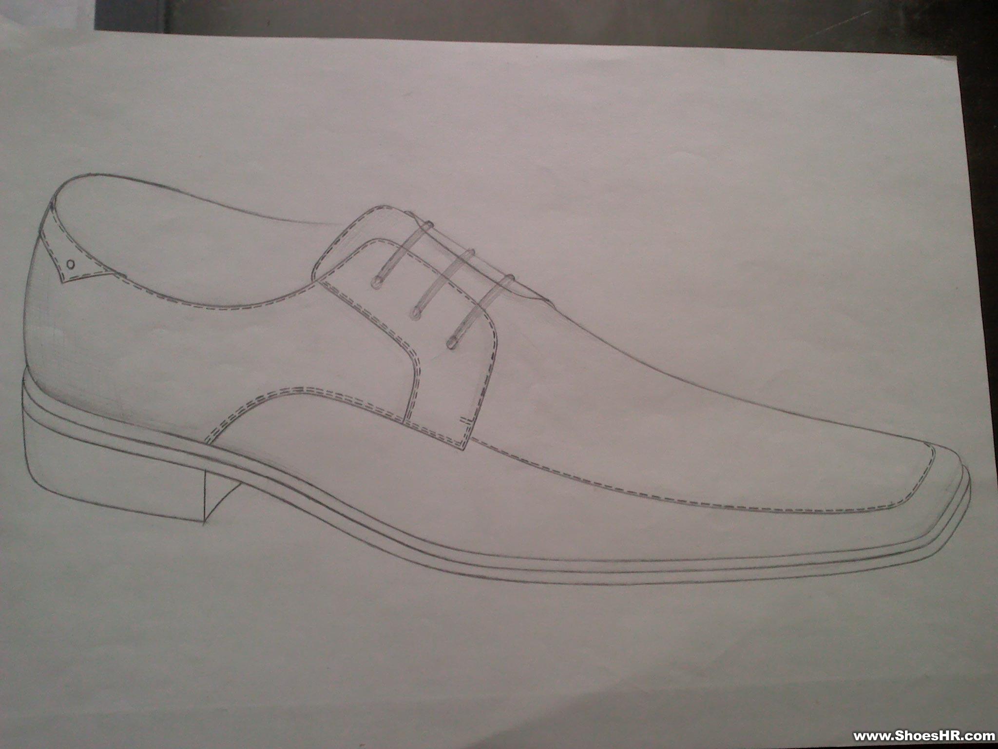手稿,鞋匠--中国鞋业设计师网