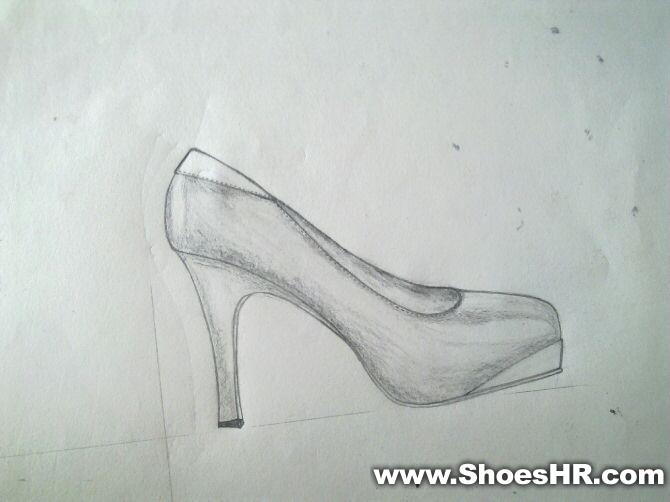 高跟鞋,倘玉袁--中国鞋业设计师网